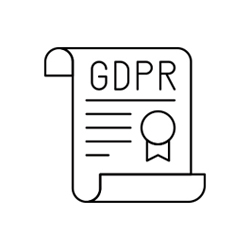 GDPR Icon | Great White