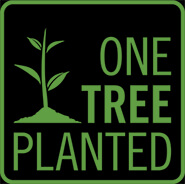 One Tree Planted Logo | Great White