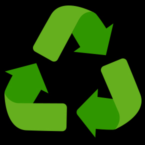 Recycling Logo | Great White